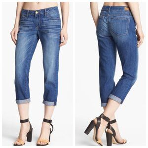 PAIGE Jeans James Crop Size 25